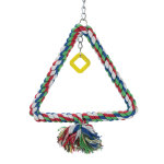 Small Triangle Cotton Swing