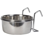 Stainless Steel Coop Cups with Steel Wire Hanger
