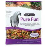 Pure Fun Food for Parrots & Conures