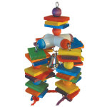4 Way Play Bird Toy