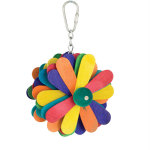 Rosette Bird Toy