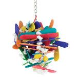 Spoon Crazy Bird Toy
