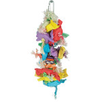 Mardi Gras Bird Toy